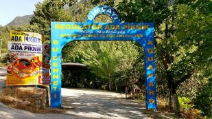 alanya gezilecek yerleri alanya doğal güzellikleri dimçayı regülatör ada piknik (24)