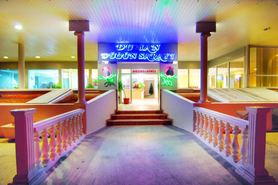 Antalya Düğün Mekanları - 02423450930 Duman Düğün Sarayı düğün salon fiyatları düğün yerleri ucuz düğün salonu  (4)