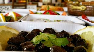 Antalya Kahvaltı Nasreddin Restaurant ta serpme kahvaltı (1)