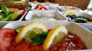 Antalya Kahvaltı Nasreddin Restaurant ta serpme kahvaltı (27)