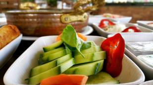 Antalya Kahvaltı Nasreddin Restaurant ta serpme kahvaltı (7)