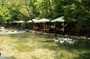 antalya kemer ulupınar kahvaltı mekanları yarıkpınar meydan restaurant (7)
