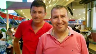 Şişçi Ramazan Uncalı 0242 228 8200 Restoranlar Konyaaltı Paket Servis Antalya Şiş Köfte Piyaz (12) murat özalp