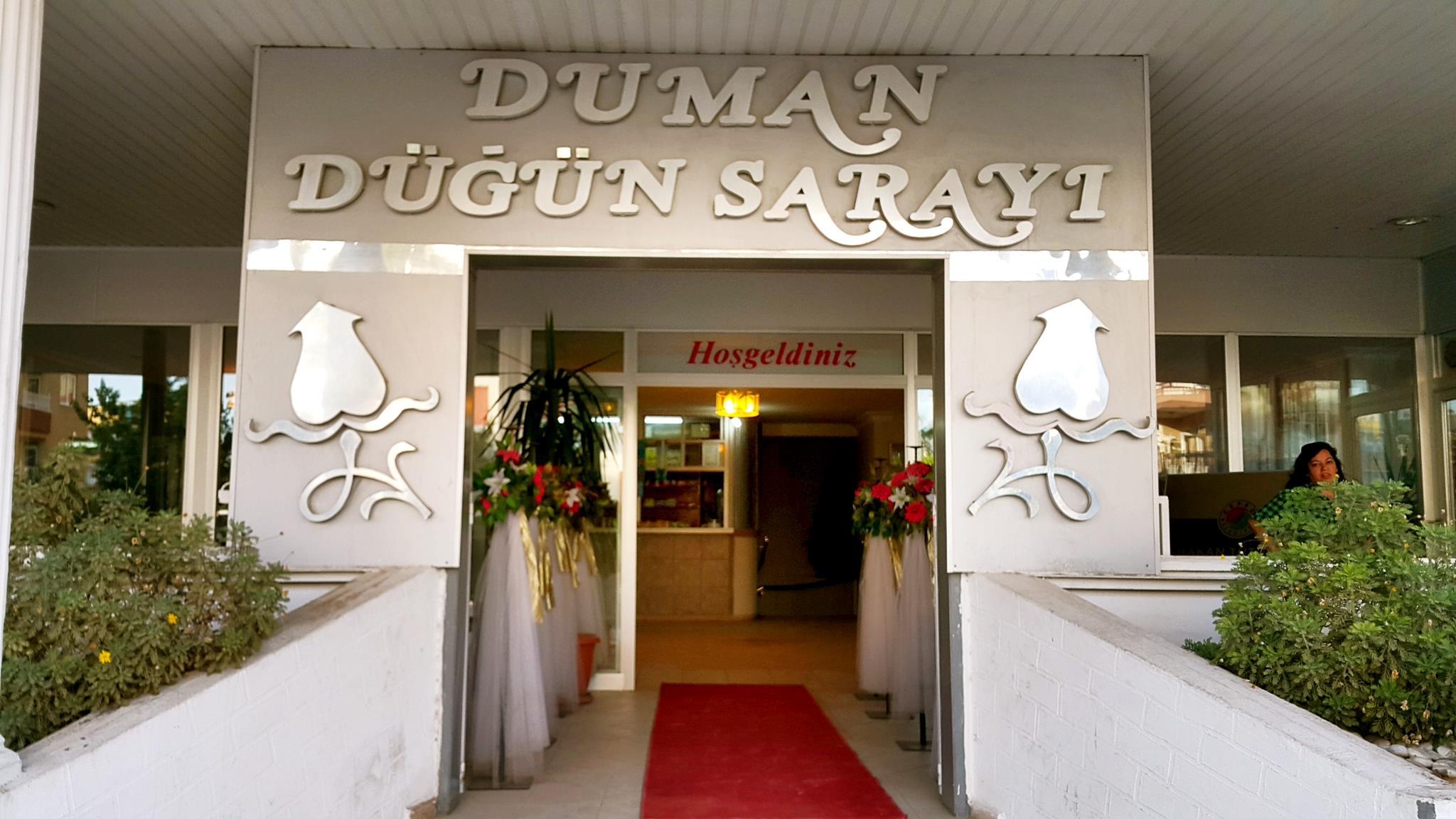 Antalya Duman Düğün Salonu 02423450930 nişan düğün nikah kına gecesi salonu sarayı organizasyonu